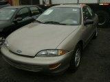1999 Medium Sunset Gold Metallic Chevrolet Cavalier Sedan #28461707