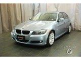 2009 Blue Water Metallic BMW 3 Series 328i Sedan #28461242