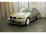 2009 Platinum Bronze Metallic BMW 3 Series 328i Sedan #28461244