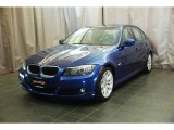 2009 Montego Blue Metallic BMW 3 Series 328i Sedan #28461245