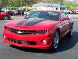 2010 Victory Red Chevrolet Camaro SS/RS Coupe #28461872