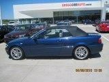 2006 Mystic Blue Metallic BMW 3 Series 330i Convertible #28461753
