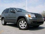 2008 Mineral Gray Metallic Jeep Grand Cherokee Laredo 4x4 #28461281