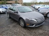 2010 Sterling Grey Metallic Ford Fusion SE #28461430