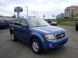 2009 Sport Blue Metallic Ford Escape XLT V6 4WD #28461438