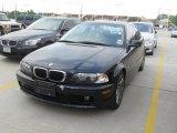 2003 Orient Blue Metallic BMW 3 Series 325i Coupe #28461811
