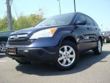2007 Royal Blue Pearl Honda CR-V EX-L 4WD #28461450