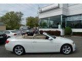 2008 Alpine White BMW 3 Series 328i Convertible #28461311