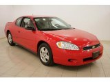 2006 Victory Red Chevrolet Monte Carlo LS #28461941