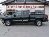 2006 Dark Green Metallic Chevrolet Silverado 1500 LT Extended Cab 4x4 #28461604