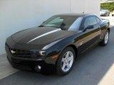 2010 Black Chevrolet Camaro LT Coupe #28461972