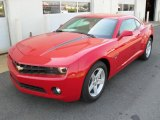 2010 Victory Red Chevrolet Camaro LT Coupe 600 Limited Edition #28461973