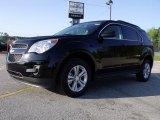 2010 Black Chevrolet Equinox LT #28461609
