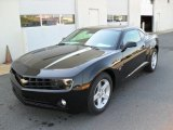 2010 Black Chevrolet Camaro LT Coupe 600 Limited Edition #28461974