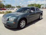 2005 Midnight Blue Pearlcoat Chrysler 300 Touring #28462005