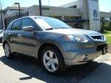 2008 Polished Metal Metallic Acura RDX  #28527528