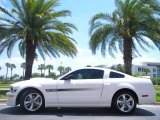 2007 Performance White Ford Mustang GT Premium Coupe #28527383