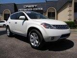 2007 Glacier Pearl White Nissan Murano SL #28527873