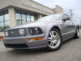 2006 Tungsten Grey Metallic Ford Mustang GT Premium Coupe #28527402