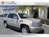 2007 Gold Mist Cadillac Escalade  #28527283