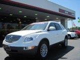 2009 White Opal Buick Enclave CXL #28527774