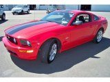 2007 Torch Red Ford Mustang GT Premium Coupe #28527457