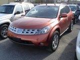 2005 Sunlit Copper Metallic Nissan Murano SL AWD #28527816