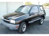2001 Chevrolet Tracker Hardtop Data, Info and Specs