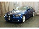 2009 Montego Blue Metallic BMW 3 Series 328i Sedan #28527334