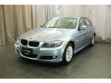 2009 Monaco Blue Metallic BMW 3 Series 328i Sedan #28527335