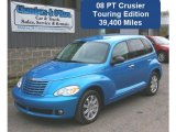 2008 Surf Blue Pearl Chrysler PT Cruiser Touring #28527621