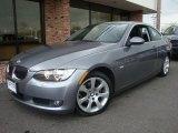 2007 Space Gray Metallic BMW 3 Series 328xi Coupe #28527491