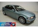 2003 Grey Green Metallic BMW 3 Series 330i Coupe #28527658