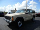 Jeep Cherokee 1989 Data, Info and Specs