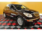 2009 Dark Crimson Metallic Buick Enclave CXL AWD #28595177