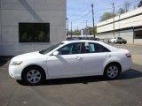 2008 Super White Toyota Camry LE #28595444