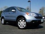2009 Glacier Blue Metallic Honda CR-V EX-L 4WD #28594701