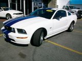 2006 Performance White Ford Mustang GT Premium Coupe #28594576