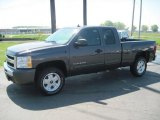 2010 Taupe Gray Metallic Chevrolet Silverado 1500 LT Extended Cab 4x4 #28595166