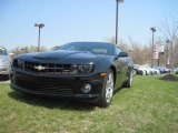 2010 Black Chevrolet Camaro SS/RS Coupe #28595277