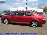 2008 Redfire Metallic Ford Fusion SEL #28594639