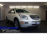 2008 White Diamond Tri Coat Buick Enclave CXL AWD #28594770