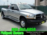 2006 Dodge Ram 3500 Big Horn Edition Quad Cab 4x4 Dually Data, Info and Specs