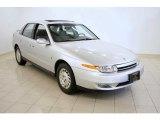2001 Bright Silver Saturn L Series L300 Sedan #28595283
