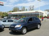 2007 Royal Blue Pearl Honda CR-V EX-L 4WD #28594933