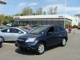 2007 Royal Blue Pearl Honda CR-V EX 4WD #28594937