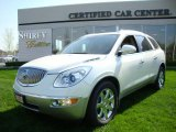 2008 White Diamond Tri Coat Buick Enclave CXL #28594801