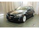2009 Monaco Blue Metallic BMW 3 Series 328i Sedan #28594667