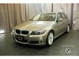 2009 Platinum Bronze Metallic BMW 3 Series 328i Sedan #28594668