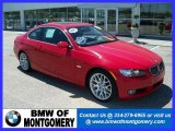 2007 Crimson Red BMW 3 Series 328i Coupe #28402987